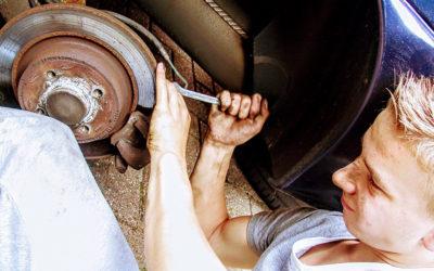 Mechanik opravář motorových vozidel