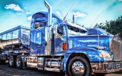 Řidič kamionové dopravy