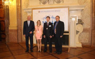 Ocenění Mladý řemeslník 2016 – Senát PČR Praha