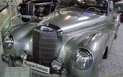 Německo – Sinsheim Museum Porsche 2013
