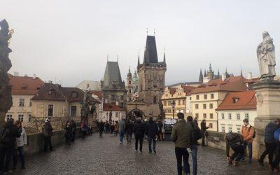 Vánoční Praha 2017