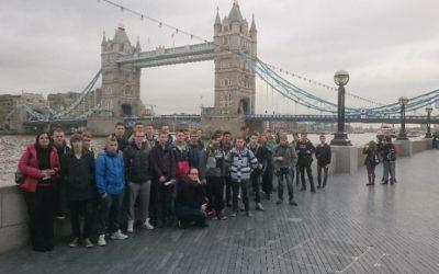 Anglie – Londýn-Morgan-Oxford 2015